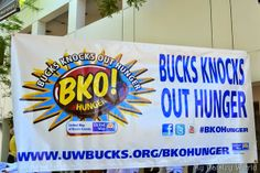 The United Way of Bucks County, Pennsylvania BKO 2014. Knocks Out Hunger! at My Paisley World. http://mypaisleyworld.blogspot.com/