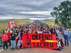 DAPL Protest   Dakota Access Pipeline Just the First Step in Trump's Energy Plan