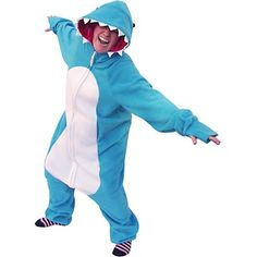 Shark Suit  (PHOTO ONLY)