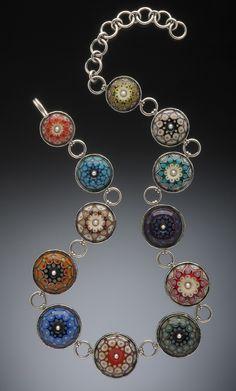 Constallation Necklace 2013 by Kristina Logan