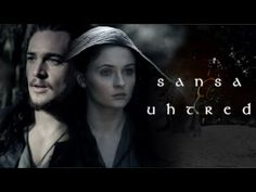 sansa & uhtred | the future is fate [tacwc] - YouTube