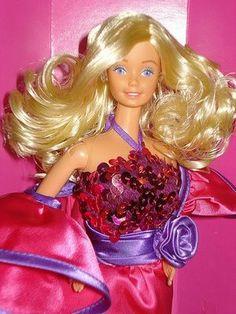 1982 Dream Date Barbie Doll In Original Box 5868 Mattel