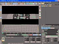 Cinema 4D Tutorial Thinking Particle_Pmatterwave (시네마 4D 싱킹파티클 강좌) - YouTube