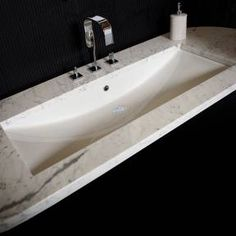"Lacava Bathroom Products | PIAZZA # 4251UN W: 41 3/4"" D: 16 3/4"" H: 6 1/2"" 750"