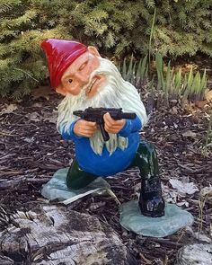1000 images about garden outdoor entertaining on for Combat gnomes for sale