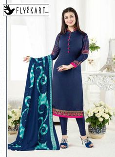 Violet Color Salwar Suit http://www.fly2kart.com/violet-color-salwar-suit.html?utm_content=bufferde454&utm_medium=social&utm_source=pinterest.com&utm_campaign=buffer BIG OFFER SALE UP TO 50% OFF!!! +91-8000800110 CALL OR WHATSAPP