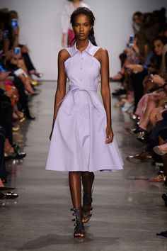 Zac Posen, Spring 2017 - The Most Beautiful Dresses at NYFW Spring 2017 - Photos