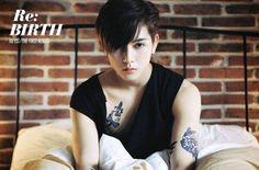 NU'EST's Ren drops his teaser image for comeback album 'Re:BIRTH' | allkpop.com *YAAAAAAAAAAAAAAAAAAAAAAAAAAAAAAAAAY