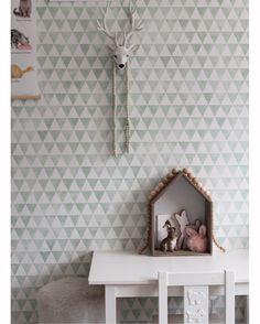 Fashion Room, Kids Room, Room Design, Childrens Room Girl, Baby Bedroom, Kid Room Style, Blue Bedroom, Wall Color, Living Room Designs