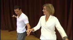 Dancing with the Star's Mark Ballas teaches us a move or two!