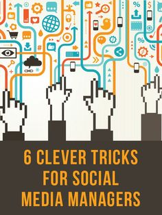 Attention #socialmedia managers! These tricks will make your life easier.