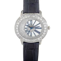 Audemars Piguet Millenary Gents Watch 15327BC.ZZ.D022CR.01 - http://menswomenswatches.com/audemars-piguet-millenary-gents-watch-15327bc-zz-d022cr-01/ COMMENT.