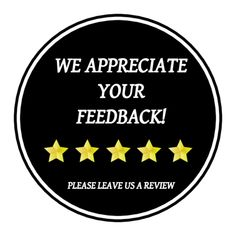 """""""We Appreciate Your Feedback"""" Label Small Business Quotes, Small Business Resources, Business Tips, Beauty Box, Best Thank You Message, Oil Quote, Online Shopping Quotes, Thank You Card Design, Bakery Logo Design"""