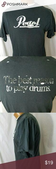 pearl drums t shirt pearl drums t shirts pearl drums t shirt shirts. Black Bedroom Furniture Sets. Home Design Ideas
