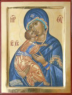 icone per mano di Giuliano Melzi - iconecristiane - Picasa Web Albums Manado, Icon 5, Madonna And Child, Orthodox Icons, Mother Mary, Religious Art, Art For Kids, Mosaic, Faith