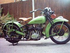 Harley green