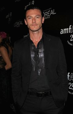 Luke Evans oh my lord you are sexy