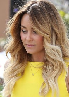 I love LC and her hair is always on point