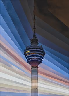 KL Tower Sunrise, 2015. All Rights Reserved.