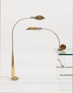 Cedric Hartman Brass Table Lamp 2