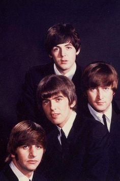 ♥♥J. Paul McCartney♥♥  ♥♥John W. O. Lennon♥♥  ♥♥♥♥George H. Harrison♥♥♥♥  ♥♥Richard L. Starkey♥♥