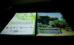 La Quinta Diseño Estrategico - Impresos - Congreso Nacional de Biologia