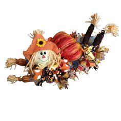 Scarecrow+Centerpiece+Kit+-+Assembly+Required+Kit+Includes:+XX7598W4+Burlap+Pencil+Rail+-+1+XB97510-15+Denim/Natural+Poly+Jute+Me…