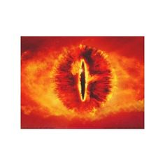 Eye of Sauron ❤ liked on Polyvore featuring lotr, lord of the rings and tolkien