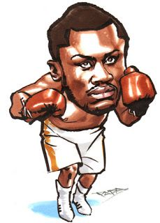 """""""Caricature Show"""": Frazeir (Caricature Champion Cartoon Faces, Funny Faces, Boxing History, Celebrity Caricatures, Olympic Champion, Black Celebrities, Black Pride, African American Art, Sports Art"""