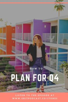 Heres how to plan out Q4 for success, heck, use these tips to plan out ANY quarter for success!