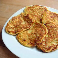Rezept Zucchini-Schafskäse-Plätzchen von Wölkchen 3010 - Rezept der Kategorie Hauptgerichte mit Gemüse