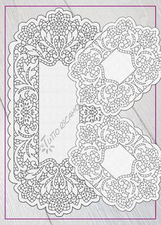 Vector ornate seamless border in Victorian style. Gorgeous element for design. Ornamental vintage pattern for wedding invitations, birthday and greeting cards. Cutwork Embroidery, Embroidery Stitches, Embroidery Patterns, Antique Wallpaper, Damask Wallpaper, Thai Pattern, Lace Cookies, Glitter Wedding Invitations, Parchment Craft