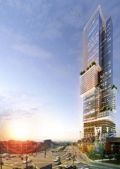 REDEVELOPMENT OF IMBI PRIMARY SCHOOL | Kuala Lumpur (Jalan Imbi) | 50 fl x 2 | Pro - SkyscraperCity