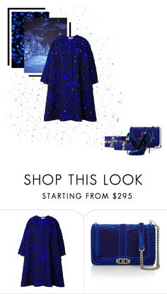 """""""Let it snow"""" by theitalianglam ❤ liked on Polyvore featuring Roksanda, Rebecca Minkoff, Roberto Cavalli, women's clothing, women's fashion, women, female, woman, misses and juniors"""