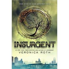 Insurgent (Divergent Series #2) ($15) ❤ liked on Polyvore featuring books