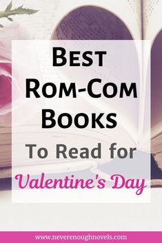 A book list featuring the best chick lit books to read for Valentine's Day. If you're looking for cute love stories, quirky protagonists, and happy endings, you'll love my list of the best chick lit books. Romance books for Valentine's Day. Good Romance Books, Good Books, Books To Read, Book Club Books, Book Nerd, Book Lists, Cute Love Stories, Love Stories To Read, Reading Stories