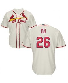 0f531300bc2 Louis Cardinals Alternate Jersey prices and save big on St. Louis Cardinals  Jerseys and other Missouri-area sports team gear by scanning prices from  top ...