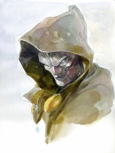 Doom by Alex Maleev