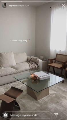 Home Living Room, Living Room Decor, Bedroom Decor, Bedroom Plants, Decor Room, Entryway Decor, Home And Deco, Apartment Interior, My New Room
