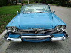 1958 Plymouth, Fury