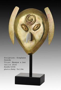 Stéphane Szendy SCULPTEUR FRANCE | VITRINART. Sculptures, Table Lamp, France, Home Decor, Table Lamps, Decoration Home, Room Decor, Home Interior Design, Lamp Table