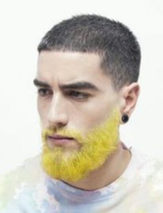 Barba Amarela