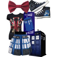 Doctor Who Outfit