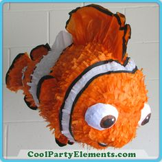 Nemo Pinata for Spanish class