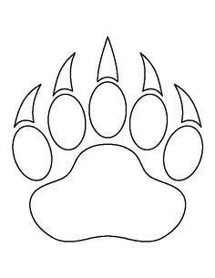 Cut Out The Shape And Use It For Coloring Crafts Stencils More