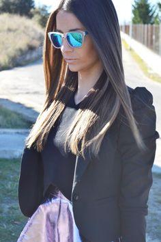 Northweek Creative Bright White front, Smoky Blue arms, Ice-blue lenses. #Northweek #Sunglasses #Barcelona #Catwalkme #Blogger #Fashion
