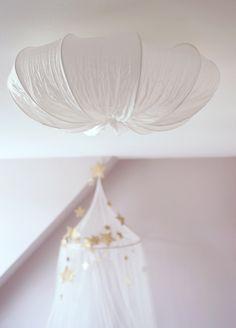 Tips på taklampa