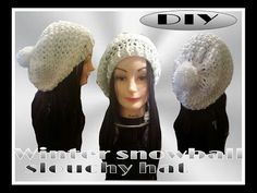 f7139b9cae7 How to Crochet a Slouch Hat Pattern  38│by ThePatterfamily - YouTube Ribbed  Crochet