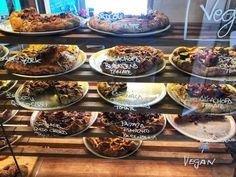 Ibiza Italian Vegan Restaurant in San Rafael - Can Fresco offers home made fresh quiches, with vegan options.