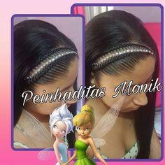 Resultado de imagen para peinados monik Baddie Hairstyles, Trendy Hairstyles, Girl Hairstyles, Braided Hairstyles, Wedding Hairstyles, Crotchet Twists, Blunt Hair, Baby Girl Hair, Natural Hair Styles